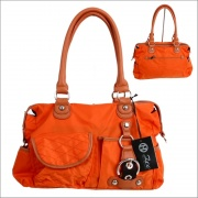 Handtasche 83223s orange